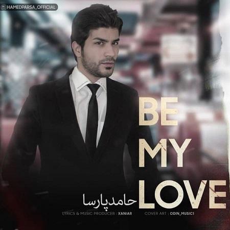 حامد پارسا عشق من باش